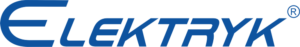 Logo firmy Elektryk